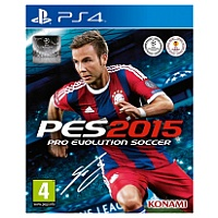 KONAMI PS4 世界足球競賽 2015 World Soccer Winning Eleven 2015 中,英文版
