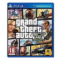 Rockstar PS4 俠盜獵車手5 Grand Theft Auto V