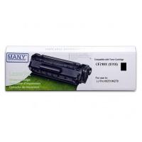 MANY CF210X (131X) Remanufactured Black Toner Cartridge (High Capacity)