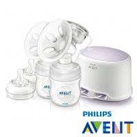 Philips Avent 舒適雙邊電動吸乳器 SCF334