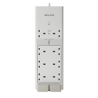 Belkin F7C01008AF 無線節能防雷拖板