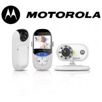Motorola 2.4GHz數碼視頻嬰兒監視器 MBP27T
