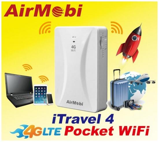 AirMobi ITravel 4 價錢、規格及用家意見