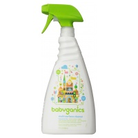 Babyganics Multi Surface Cleaner, Fragrance Free 946ml
