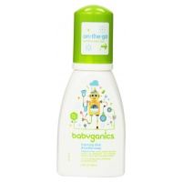 Babyganics Foaming Dish & Bottle Soap 奶瓶洗潔液旅行裝 100ml