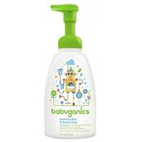 Babyganics Foaming Dish & Bottle Soap 奶樽洗潔液 473ml