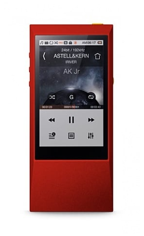 Astell & Kern AK Junior (Iconic Red Special Edition)