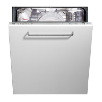 Teka 德格 嵌入式洗碗碟機 DW859FI
