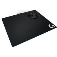 Logitech G640 大型布面遊戲滑鼠墊