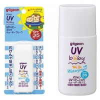 Pigeon 嬰兒抗UV防水防曬乳 (SPF35 PA+++) 30g