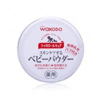 Wakodo 和光堂 敏感肌爽身粉 (罐裝連粉撲) 140g