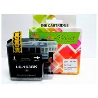 麗康墨盒 Brother LC163BK 黑色墨盒