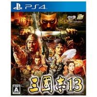 KOEI PS4 三國志 13 中文版