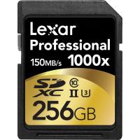 Lexar Professional 1000x SDXC UHS-II (U3) 256GB