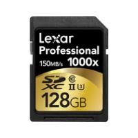Lexar Professional 1000x SDXC UHS-II (U3) 128GB