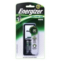 Energizer 勁量 輕巧充電器連AAAx2充電池(700mAh) 2P Charger 2AAA-700