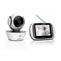Motorola Wifi 嬰兒行動網路監視器 MBP853
