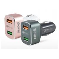 Xpower CC2Q3 汽車充電器 Qualcomm Quick Charge 3.0+2.0