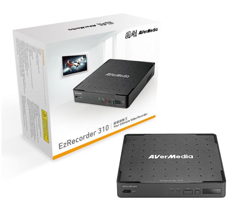 AVerMedia EzRecorder 310