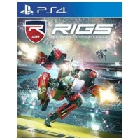 2K PSVR RIGS Mechanized Combat League 中英合版