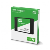 "Western Digital 2.5"" WD Green PC SSD 240GB - WDS240G150A"