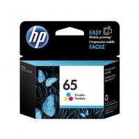 HP 65 三色原廠墨盒