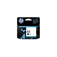 HP 65 黑色原廠墨盒