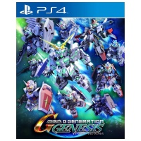 Bandai Namco PS4 SD GUNDAM G GENERATION GENESIS SD 鋼彈 G 世代 創世 中文版