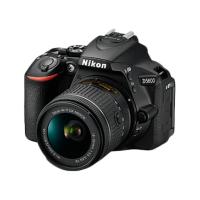 Nikon D5600 With 18-55mm AF-P Lens Kit