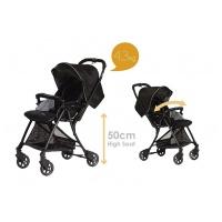 Capella 輕量挑高型座椅雙向嬰兒手推車 S-201
