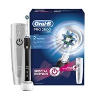 Oral-B PRO 2500 CrossAction Rechargeable Electric Toothbrush