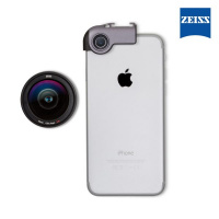 ExoLens PRO with Optics by ZEISS Wide-Angle Kit for iPhone 7, iPhone6/6s, 6/6s Plus