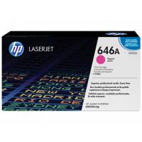 HP 646A Magenta Original LaserJet 碳粉盒 (CF033A)