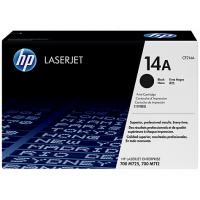 HP 14A Black Original LaserJet 碳粉盒 (CF214A)