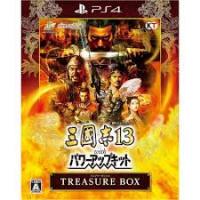 KOEI PS4 三國志 13 with 威力加強版 典藏版 中文版