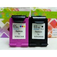 麗康墨盒 HP N9K04AA ( 65XL BK) 黑色墨盒