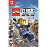 Warner Bros. LEGO CITY Undercover 中英合版