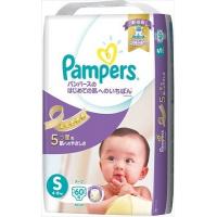 Pampers 日本內銷五星級紙尿片 S碼 60條