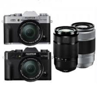 Fujifilm X-T20 with 16-50 and 50-230mm kit
