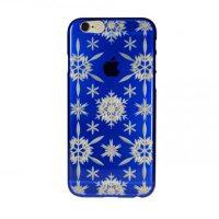 Power Support Air Jacket Kiriko Snow Case for iPhone 6 Plus