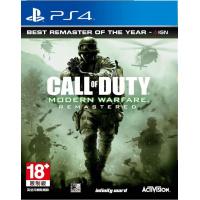 Activision PS4 決勝時刻4 現代戰爭重製版 (中文版)
