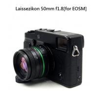 Laissezikon 50mm f1.8 [for Canon Eosm]