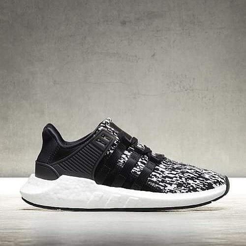 Adidas Eqt Support 9317 Glitch Black