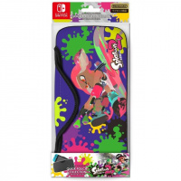 Keys Factory Quick Pouch for Nintendo Switch (Splatoon 2 Type A) Quick Pouch for Nintendo Switch (Splatoon 2 Type A)