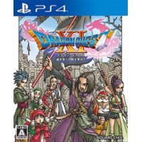 Square Enix PS4 勇者鬥惡龍 XI 尋覓逝去的時光 日版