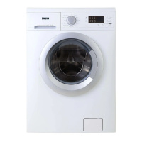 Zanussi 金章 前置式洗衣乾衣機 (7.5kg/5kg, 1200轉/分鐘) ZKN71246