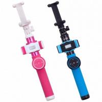 MOMAX Selfie Hero Duo Dual Mounts 100cm自拍棍 360相機自拍棍