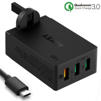 Aukey PA-T14 Quick Charge 3.0 USB Wall Charger