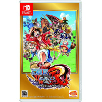 Bandai Namco 航海王 無限世界:赤紅 豪華版 中日文合版