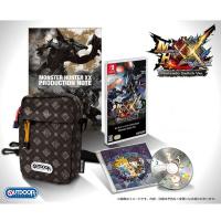 CAPCOM Monster Hunter XX《魔物獵人 XX》限定版 日文版